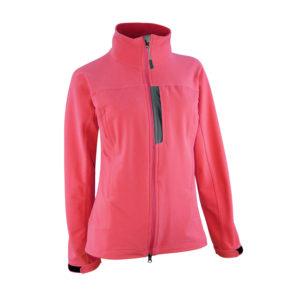 Ascent Merino Soft Shell Jacket Scarlet