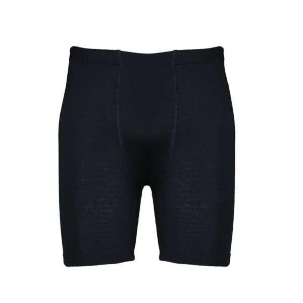 Merino Mid Short Leggings Black