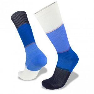 Mens Merino Fusion Light Alpine Ski Socks